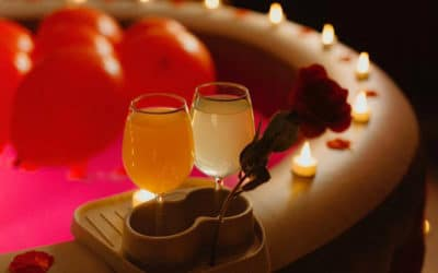 La location de spa à domicile, une idée cadeau idéale pour les amoureux !