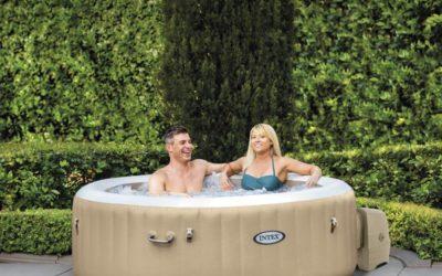 Louer un spa gonflable pour un moment de pur détente le temps d'un week-end